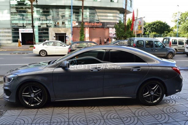 MERCEDES Cla 220 cdi pack amg occasion 626665