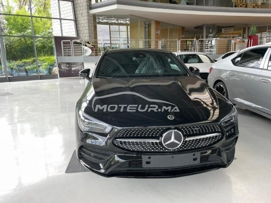 MERCEDES Cla 220d pack amg occasion