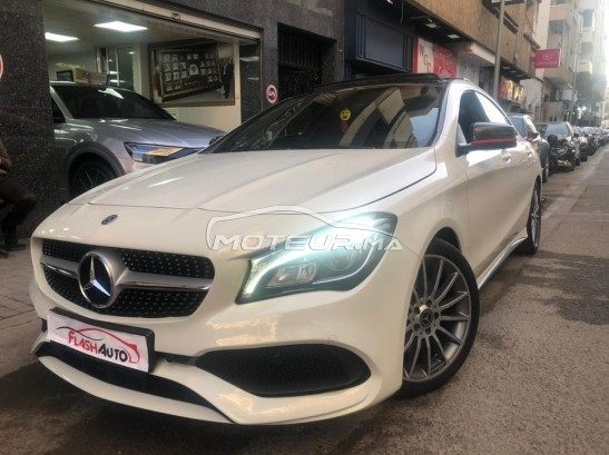 MERCEDES Cla Pack amg 220 occasion