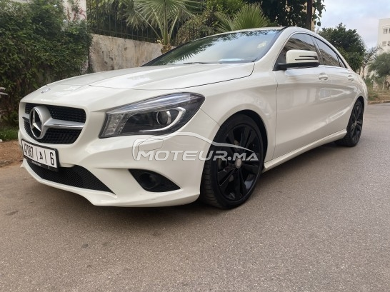 MERCEDES Cla Amg occasion