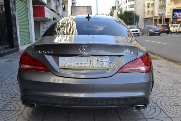 MERCEDES Cla 220 cdi pack amg occasion 626660