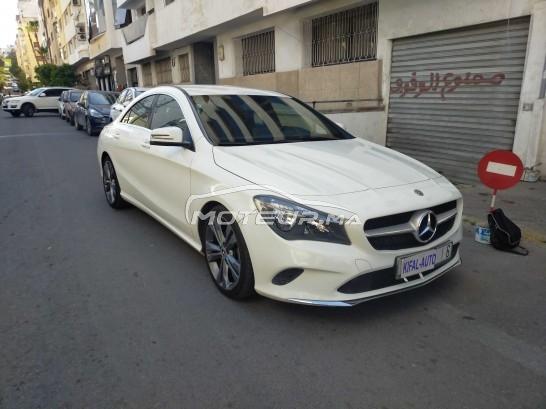 سيارة في المغرب MERCEDES Cla 200 d 136 urban 7g-dct - 347462