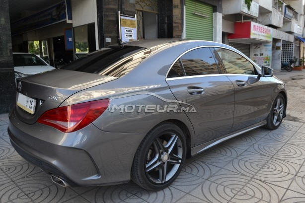 MERCEDES Cla 220 cdi pack amg occasion 626661