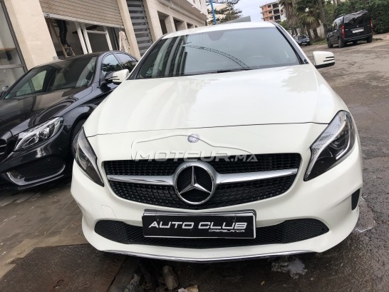 MERCEDES Classe a 180 cdi pack amg occasion 702263