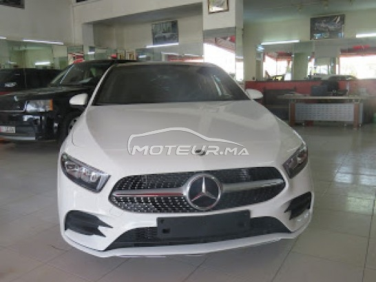 MERCEDES Classe a 180d amg line occasion