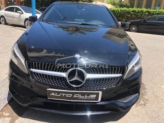 MERCEDES Classe a 220d pack amg occasion