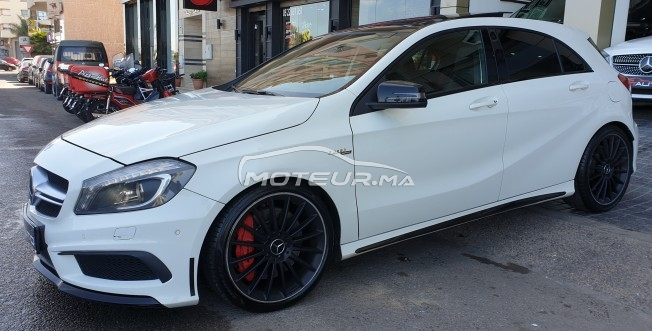 MERCEDES Classe a 45 pack amg line plus, مستعملة
