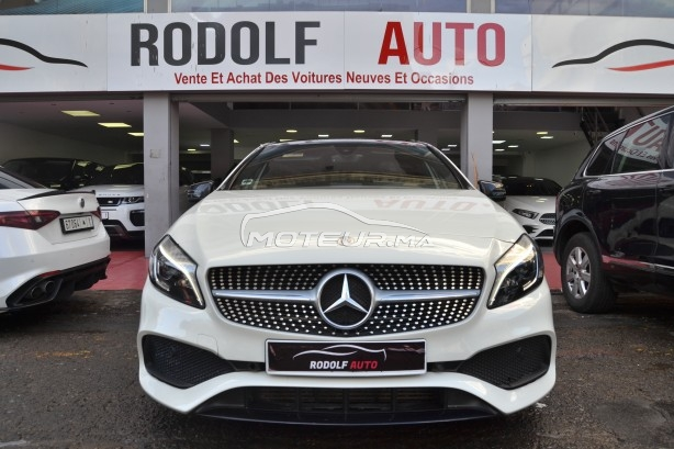 MERCEDES Classe a 200 pack amg occasion