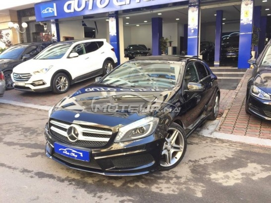 MERCEDES Classe a 220 pack amg occasion 582349