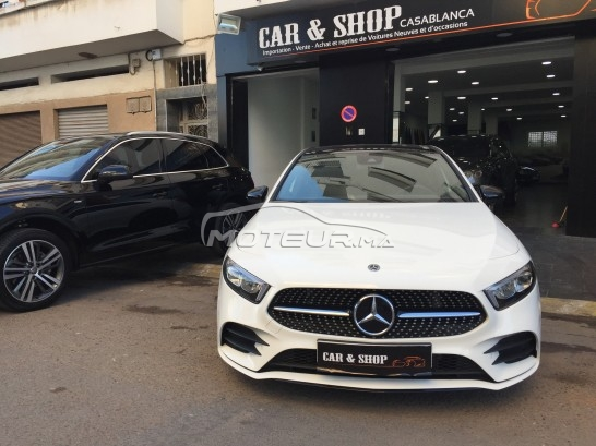 MERCEDES Classe a 180d pack amg occasion 683029