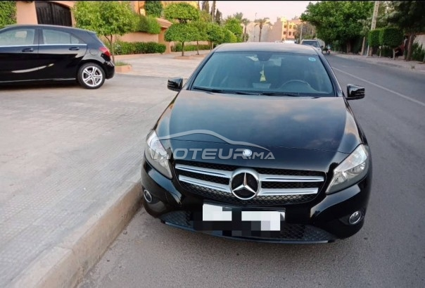سيارة في المغرب مرسيدس بنز كلاسي ا 180 cdi - 226516