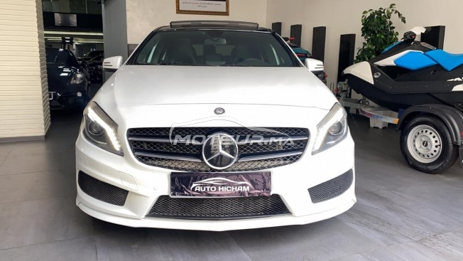 MERCEDES Classe a 220 pack amg occasion