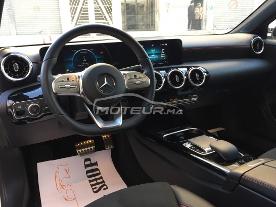 MERCEDES Classe a 180d pack amg occasion 683023