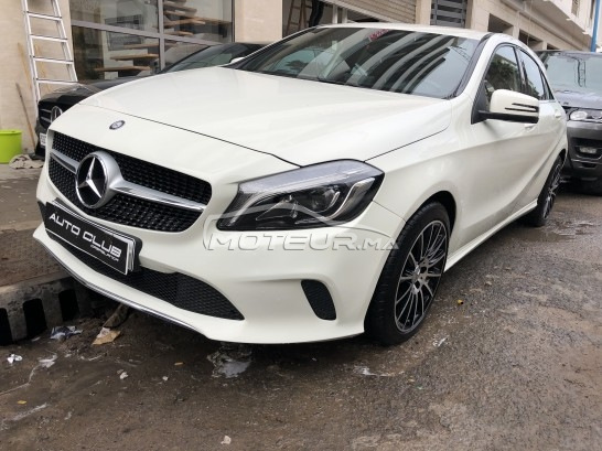 MERCEDES Classe a 180 cdi pack amg occasion 702266