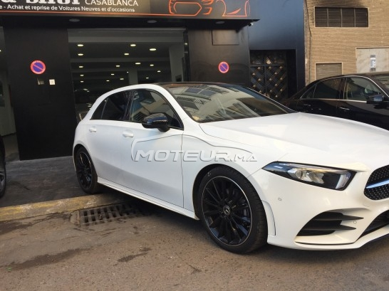 MERCEDES Classe a 180d pack amg occasion 683026