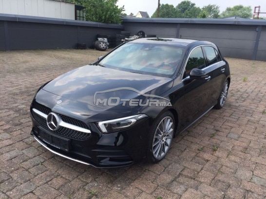 MERCEDES Classe a 180d amg occasion