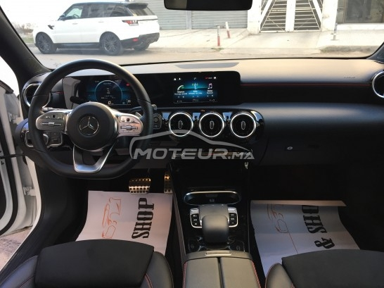 MERCEDES Classe a 180d pack amg occasion 683025