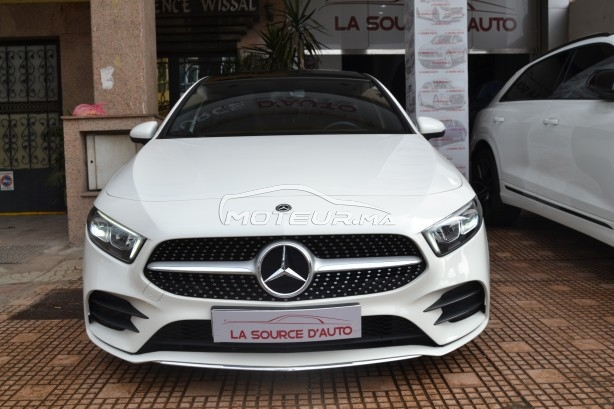 MERCEDES Classe a 200d pack amg occasion