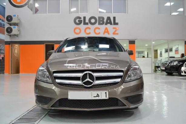 سيارة في المغرب MERCEDES Classe b 180 cdi - 256026