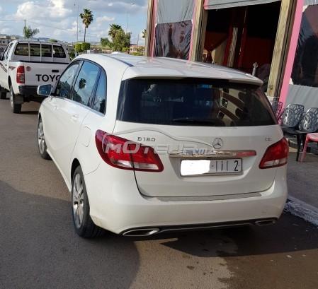 سيارة في المغرب مرسيدس بنز كلاسي ب - 217785