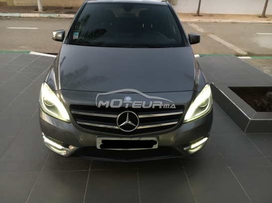 mercedes classe b 180 pack amg 2012 diesel 149540 occasion meknes maroc. Black Bedroom Furniture Sets. Home Design Ideas