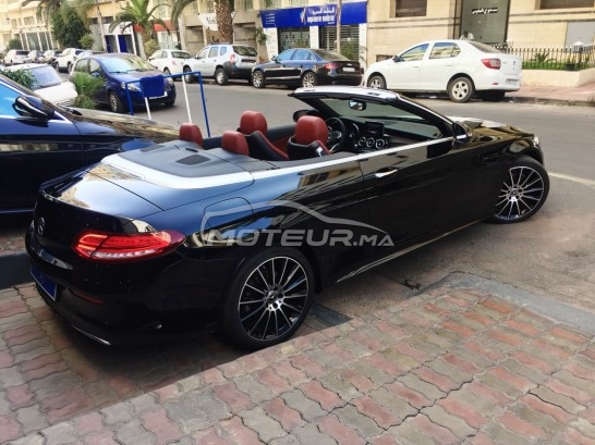 MERCEDES Classe c Cabriolet pack amg occasion 580001