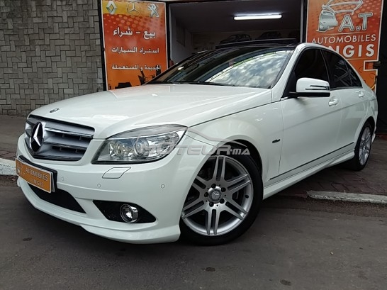 Voiture au Maroc MERCEDES Classe c 220 cdi avantgarde pack amg blueefficiency bva - 173537