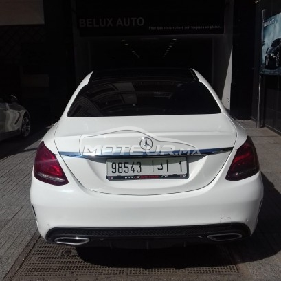 MERCEDES Classe c 220d pack amg occasion 728327