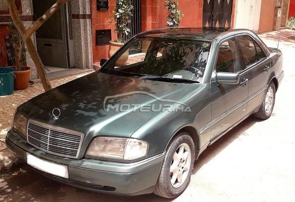 سيارة في المغرب مرسيدس بنز كلاسي سي - 227189