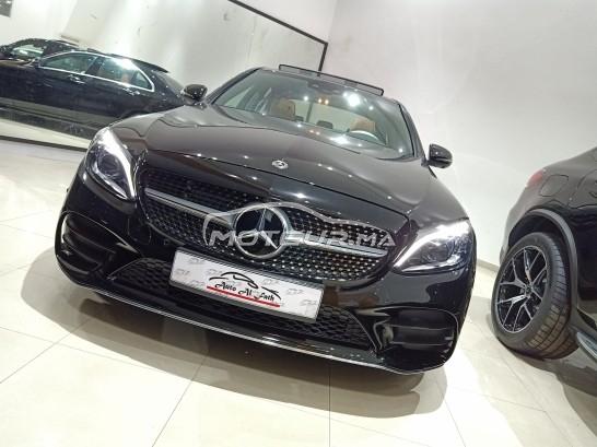 Acheter voiture occasion MERCEDES Classe c Pack amg cuir designo au Maroc - 295624