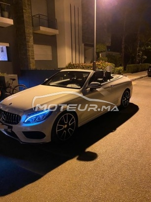 MERCEDES Classe c coupe 220 4matic occasion