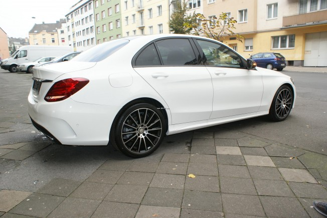 MERCEDES Classe c 220 pack amg occasion 199102