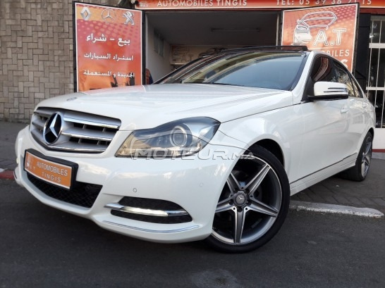 سيارة في المغرب MERCEDES Classe c 250 cdi avantgarde blueefficiency douane2013 - 278491