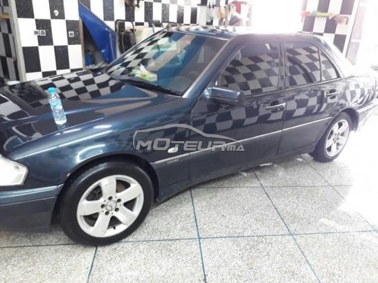 سيارة في المغرب مرسيدس بنز كلاسي سي 220 - 205023