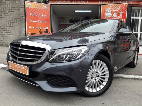 سيارة في المغرب MERCEDES Classe c 220 cdi bluetec executive - 268363