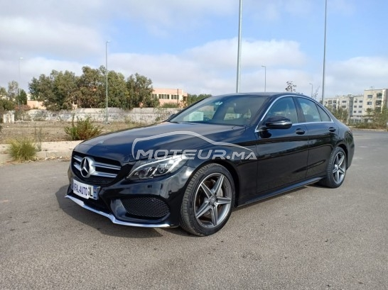 MERCEDES Classe c 220 pack amg 7g occasion
