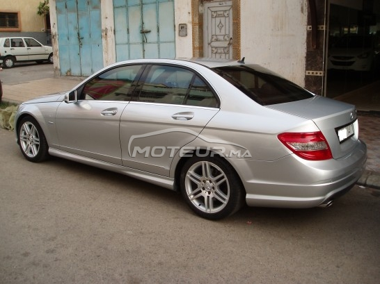 MERCEDES Classe c 220d pack amg occasion 564637