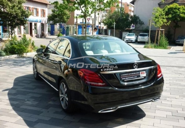 سيارة في المغرب مرسيدس بنز كلاسي سي 220 d 177 ch - 179062