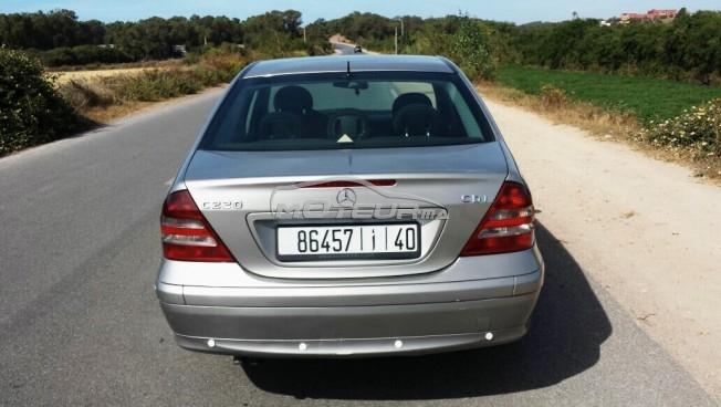 سيارة في المغرب مرسيدس بنز كلاسي سي 220 - 159133