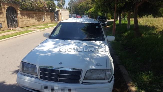 Voiture Mercedes benz Classe c 1995 à rabat  Diesel  - 10 chevaux