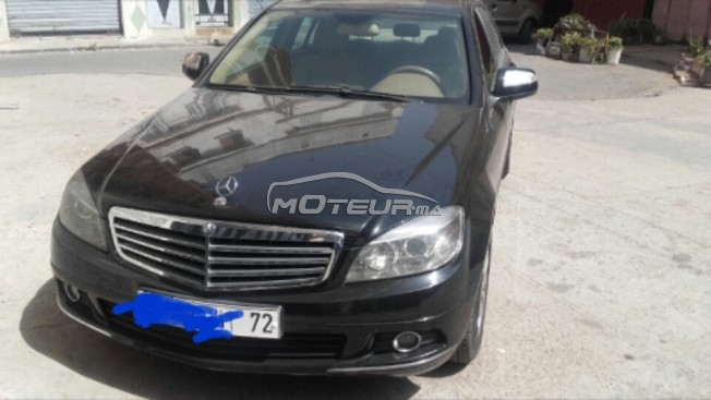 mercedes classe c 220 cdi 2008 diesel 174198 occasion casablanca maroc. Black Bedroom Furniture Sets. Home Design Ideas