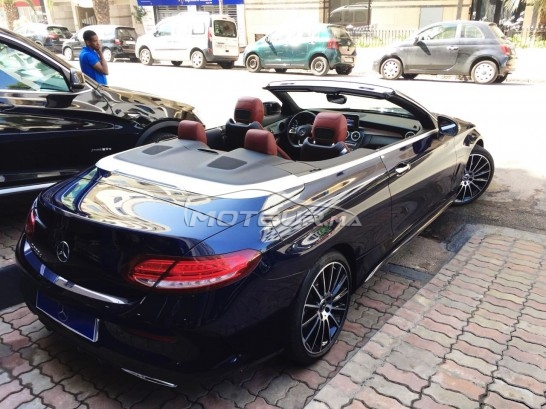 MERCEDES Classe c 220d pack amg line occasion 601287
