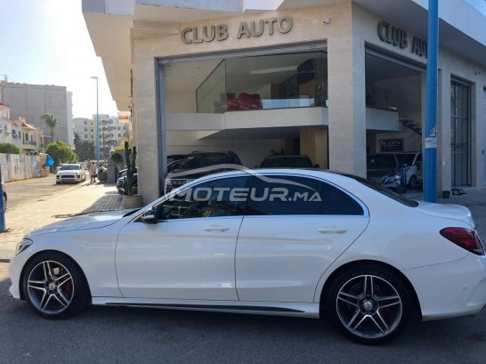 MERCEDES Classe c 220d pack amg occasion 725782