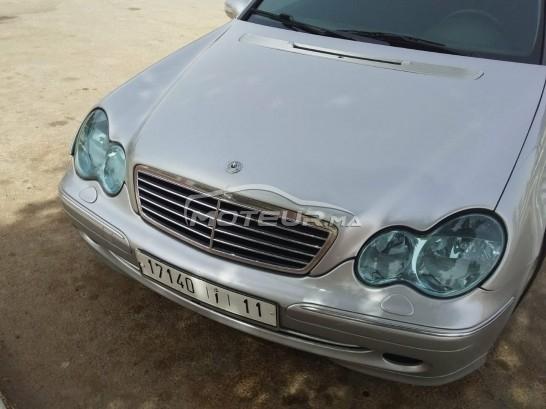 سيارة في المغرب مرسيدس بنز كلاسي سي 2001 - 236108
