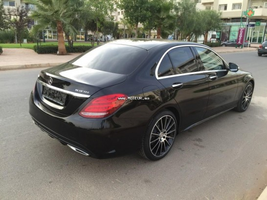mercedes classe c c 220 amg bluetec sportline 7g tronic berline 2017 diesel 67204 occasion. Black Bedroom Furniture Sets. Home Design Ideas