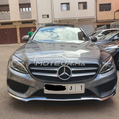 سيارة في المغرب MERCEDES Classe c 220 d 4 matic - 361794