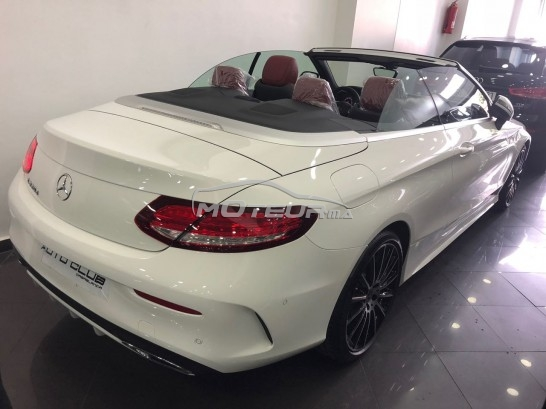 MERCEDES Classe c 220d pack amg occasion 525726