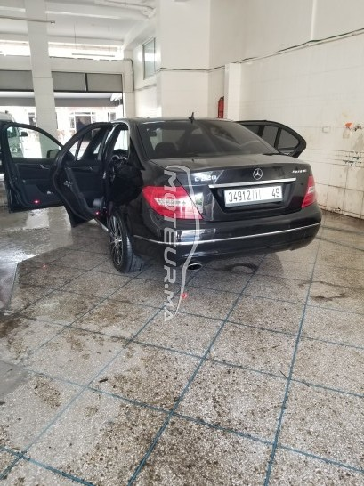 MERCEDES Classe c 220 pack amg occasion 1051285