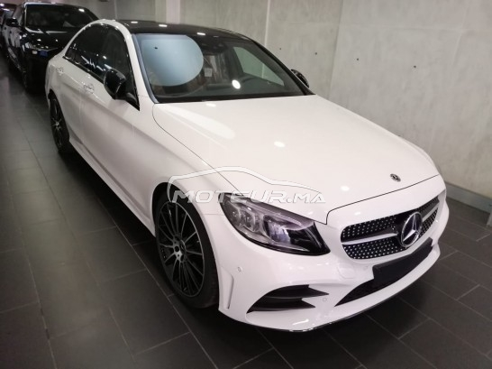MERCEDES Classe c 220 d pack amg occasion