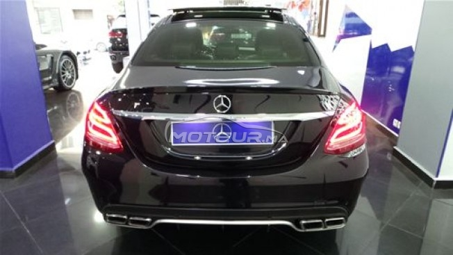 MERCEDES Classe c 220d pack amg line occasion 591877